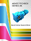 Bevel helical geared motor pdf catalogue