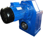 Parallel Shaft Helical Gear Motor