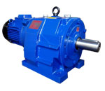AM Series Inline Helical Geared Motor