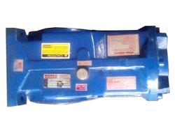 Top View of Agnee Techbox AK 07 Bevel Helical Gear Box