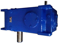 H3-180 Helical Gearbox