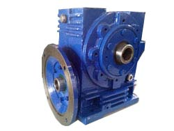 Worm Gearbox, Model Box -125