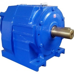 AM08-AM14 Foot Mounted Inline Helical Geared Motor (without motor)