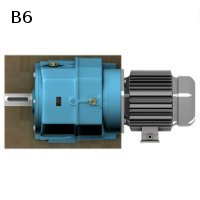 b6-mounting-inline-helical-geared-motor