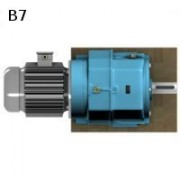 b7-mounting-inline-helical-geared-motor