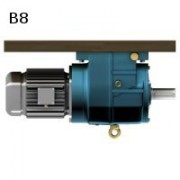 b8-mounting-inline-helical-geared-motor