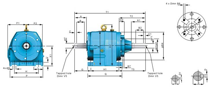 2-stage-base-mount-gearbox